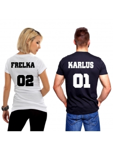 KARLUS I FRELKA