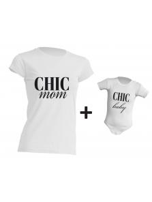 chic mom & baby