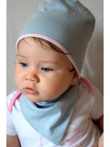czapka + chustka