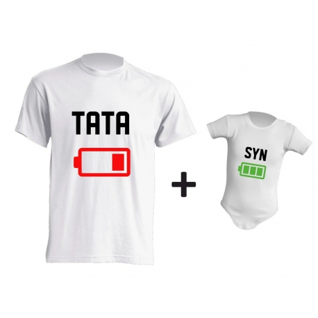 BATERIE TATA SYN /CÓRKA