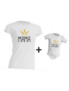 MAMA + IMIĘ DZIECKA