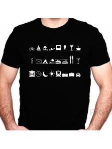 koszulka turystyczna