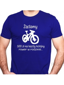 500 zł na rower