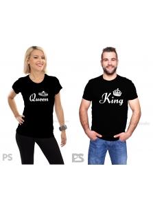 KING QUEEN PRZÓD
